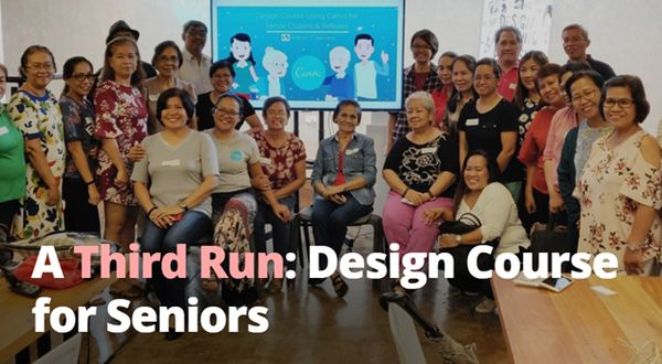 Design Course for Seniors