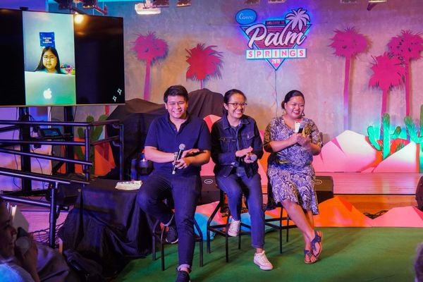 Techie Senior Citizens and Retirees Community Story at Canva Manila Season Opener