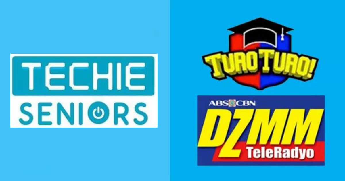 Techie Seniors at DZMM article social media share image