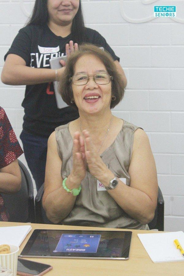Maria Evelyn Antivola