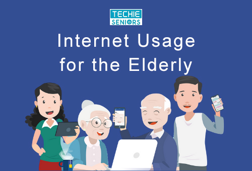 Internet Usage for the Elderly